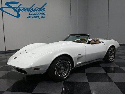 1974 Chevrolet Corvette for sale 100945621