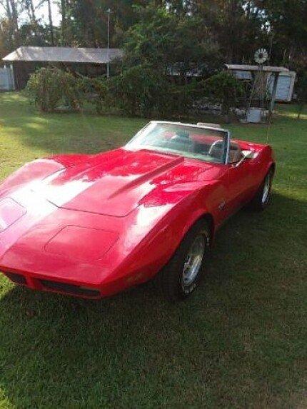 1974 Chevrolet Corvette for sale 101046126