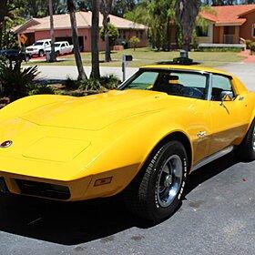 1974 Chevrolet Corvette Coupe for sale 100876186