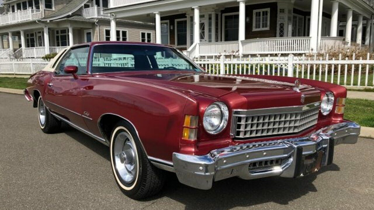 1974 Chevrolet Monte Carlo for sale 100977502