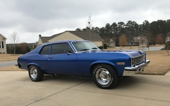 1974 Chevrolet Nova Coupe for sale 100942689