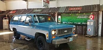 1974 Chevrolet Suburban for sale 100987866