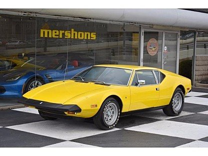 1974 De Tomaso Pantera for sale 100816236