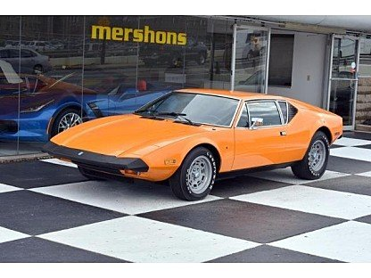 1974 De Tomaso Pantera for sale 100841462