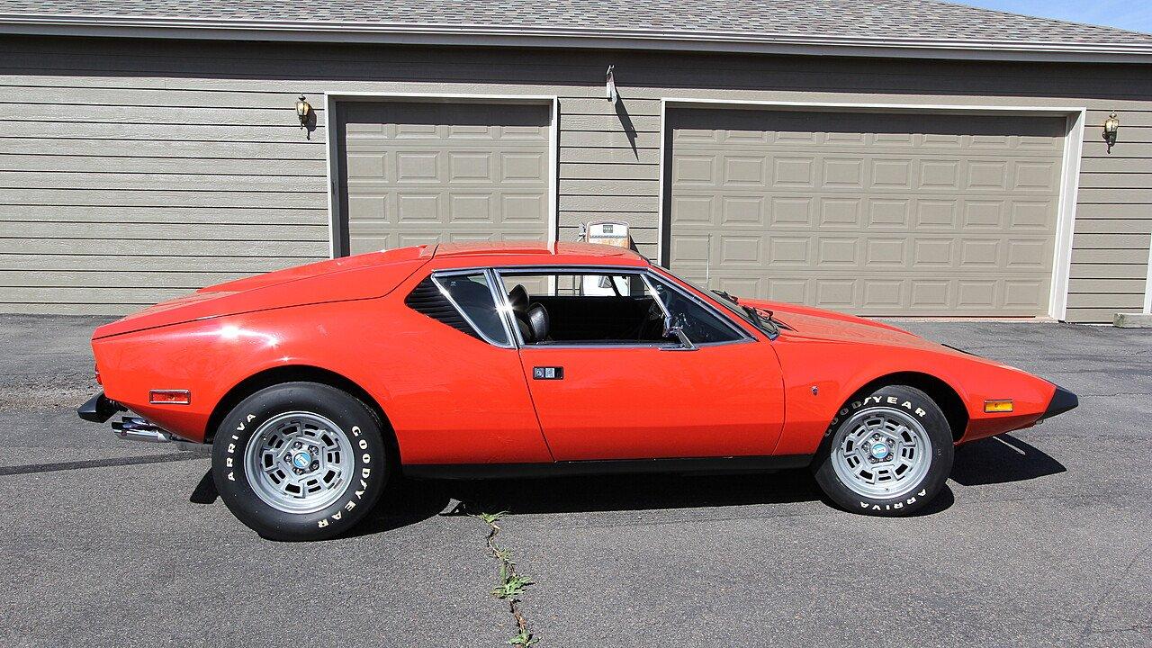 1974 de tomaso pantera for sale 100874271