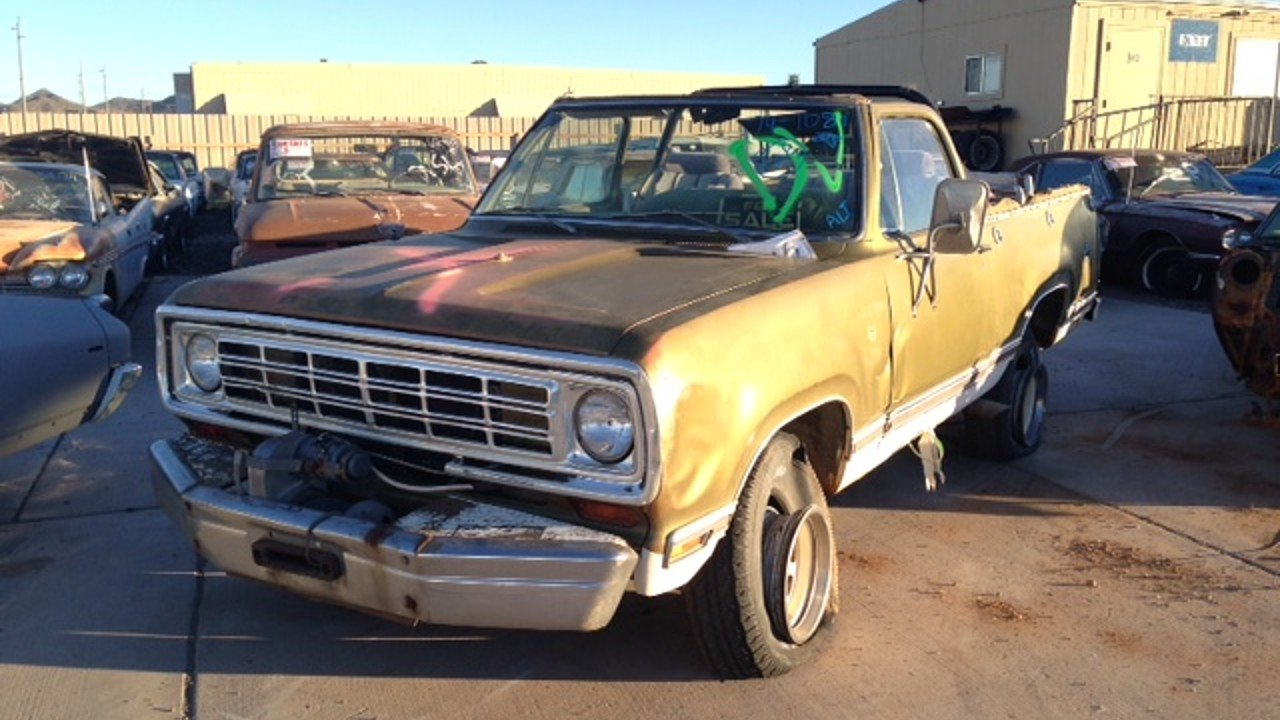 Dodge Ramcharger Classics For Sale On Autotrader 1977 Warlock Wiring Diagram 1974 100741538