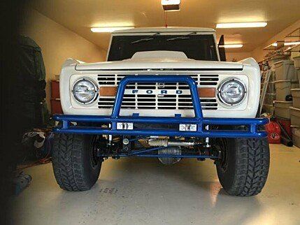 1974 Ford Bronco for sale 100722623