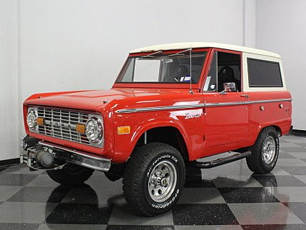 1974 Ford Bronco for sale 100773142