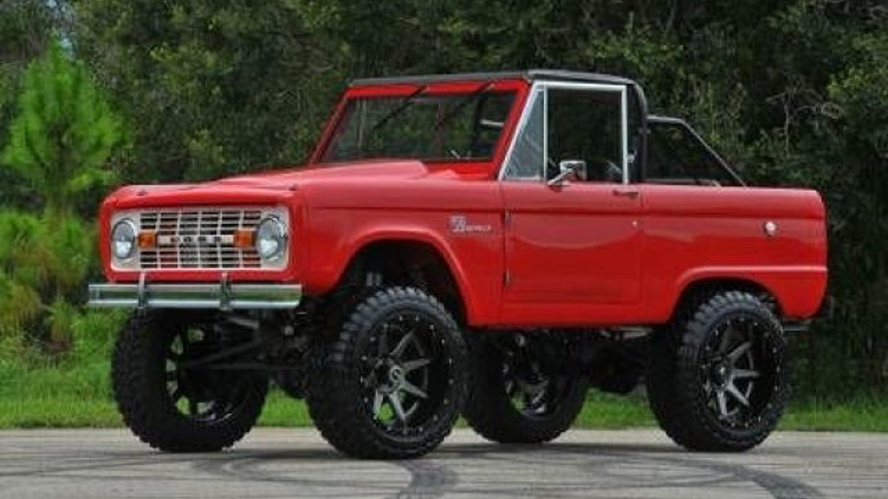 1974 Ford Bronco for sale 100829548