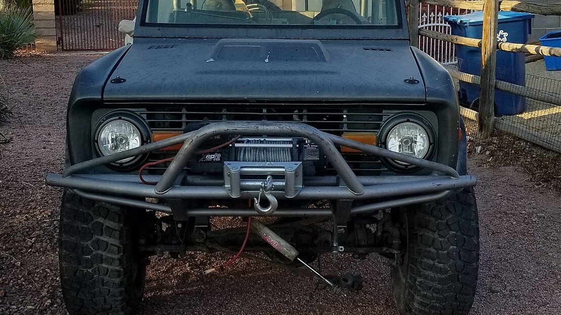 1974 Ford Bronco for sale 101038661