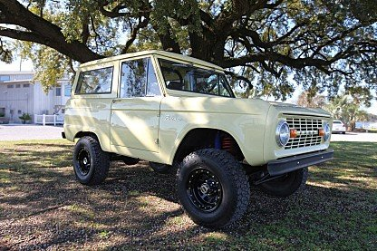 1974 Ford Bronco for sale 100750091