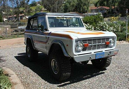 1974 Ford Bronco for sale 100792331