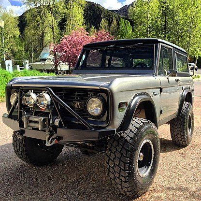 1974 Ford Bronco for sale 100883937
