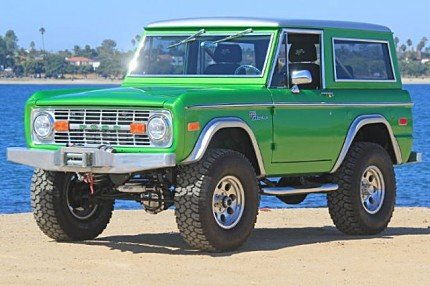 1974 Ford Bronco for sale 100893175