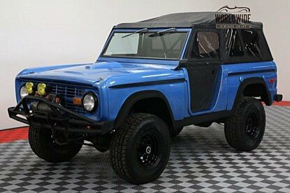 1974 Ford Bronco for sale 100893666