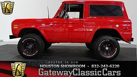 1974 Ford Bronco for sale 100899335