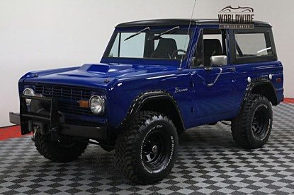 1974 Ford Bronco for sale 100905103