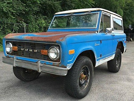 1974 Ford Bronco for sale 100908239
