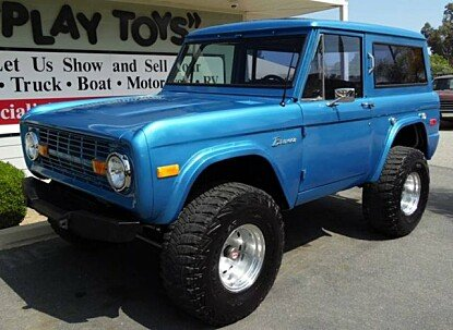 1974 Ford Bronco for sale 100909293