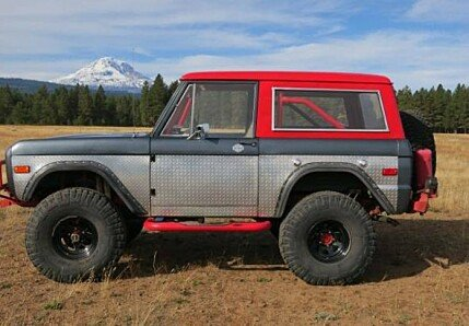 1974 Ford Bronco for sale 100925885