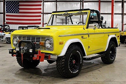 1974 Ford Bronco for sale 100929949