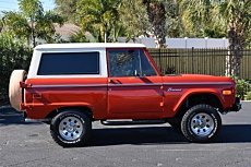 1974 Ford Bronco for sale 100943197