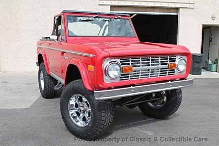 1974 Ford Bronco for sale 101003296