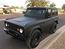 1974 Ford Bronco for sale 101007756