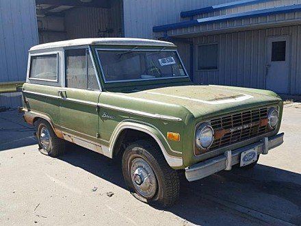 1974 Ford Bronco for sale 101045893