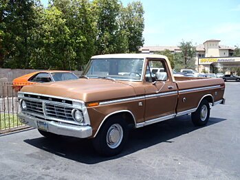 1974 Ford F100 for sale 100767251