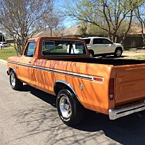 1974 Ford F100 2WD Regular Cab for sale 100885477