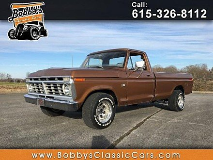 1974 Ford F100 for sale 100928977