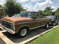 1974 Ford F100 2WD Regular Cab for sale 100970738