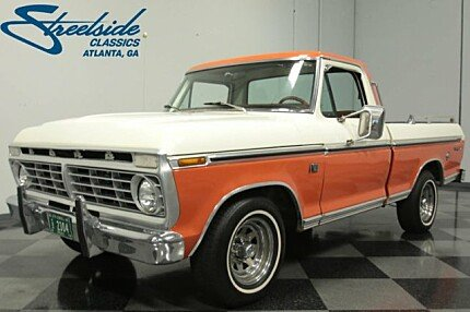 1974 Ford F100 for sale 100977458
