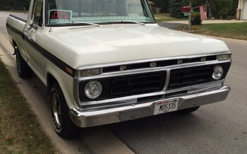 1974 Ford F100 2WD Regular Cab for sale 101003700
