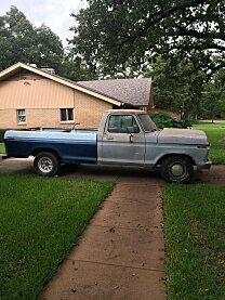 1974 Ford F100 2WD Regular Cab for sale 101053078