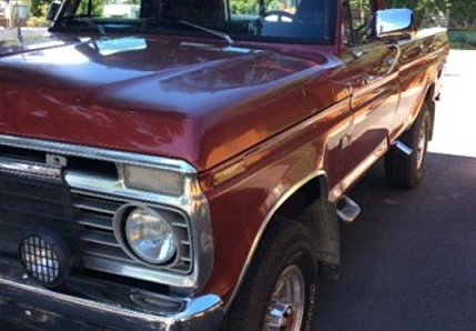 1974 Ford F250 for sale 100884443