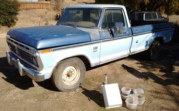 1974 Ford F250 2WD Regular Cab for sale 100944676