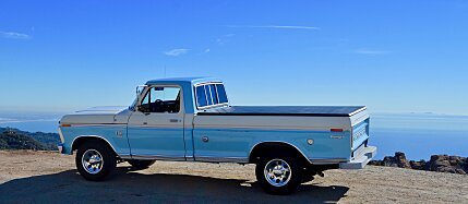1974 Ford F250 2WD Regular Cab for sale 100979888