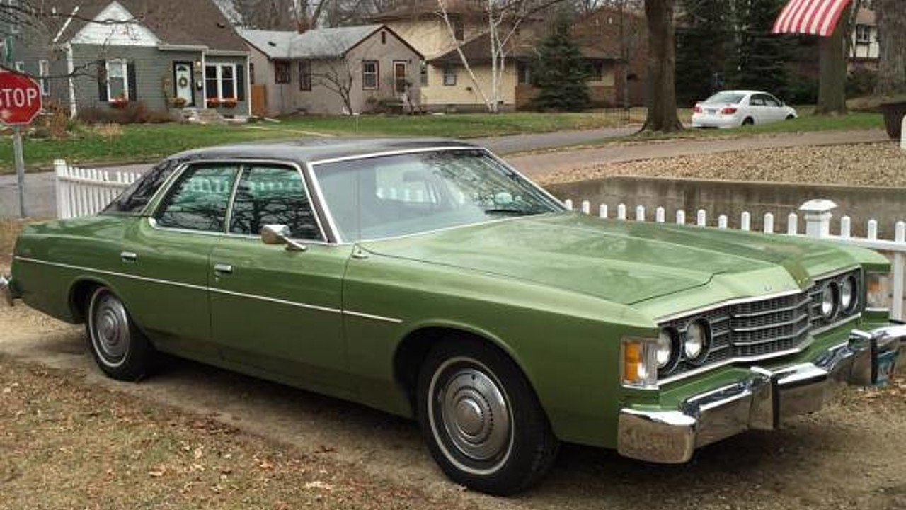 1974 Ford Galaxie for sale 100834921