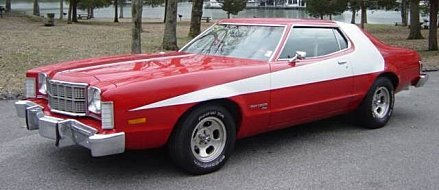 1974 Ford Gran Torino for sale 100848653
