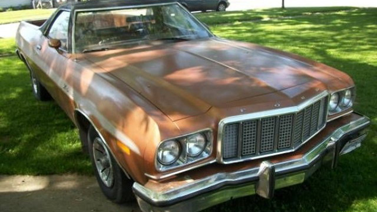 1974 Ford Ranchero for sale 100991543
