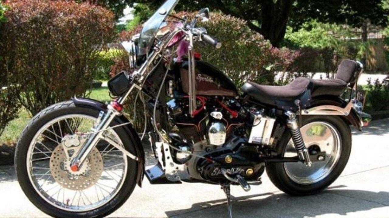 1974 Harley-Davidson Sportster for sale 200534062