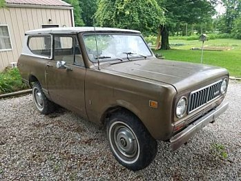 1974 International Harvester Scout for sale 100877292