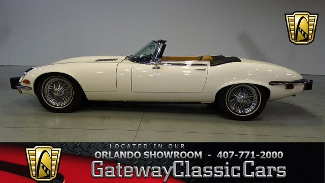 1974 Jaguar E-Type for sale 100964340