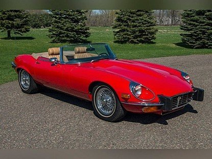 1974 Jaguar E-Type for sale 100864949