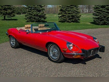 1974 Jaguar E-Type for sale 100947279