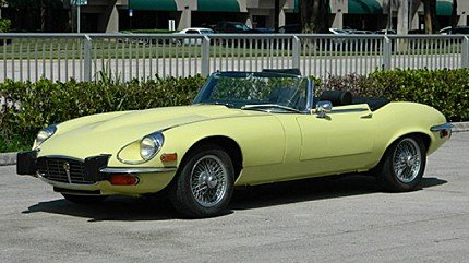 1974 Jaguar XK-E for sale 100847743