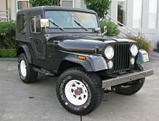 1974 Jeep CJ-5 for sale 100829624