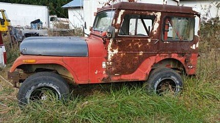 1974 Jeep CJ-5 for sale 100842142